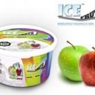 Ice frutz Shisha dampgele 100 g Double Apple