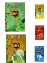5 Paquete x 50g Sabor SURTIDO Hibron Hierba Para Shisha Cachimba