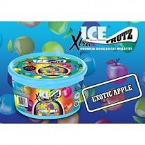 Ice frutz Xtra Shisha dampgel 100 g Exotic Apple