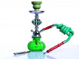 Mkxiaowei Cachimba de Manguera Superior jarrón árabe