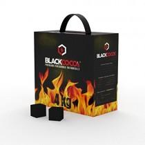 Blackcoco's Carbón natural para sisha & BBQ, 4 kg