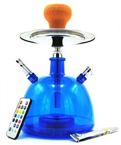 Cachimba Shisha LED – 4 Colores – Digivolt Arabia