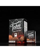 Carbón natural para shisha o cachimba de la marca Taboo 1kg