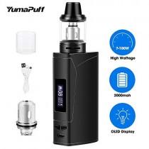Cigarrillo Electrónico YumaPuff Armor 100w, E Cigarette Starter Kit