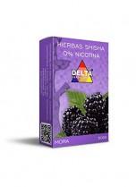 Hierbas Delta para shisha SIN NICOTINA – Sabor: Mora