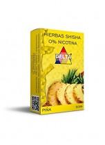 Hierbas Delta para shisha SIN NICOTINA – Sabor: Piña