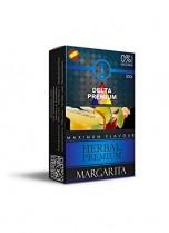 Hierbas Premium Delta para shisha SIN NICOTINA – Sabor: Margarita