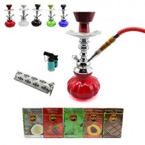 PACK INICIO LOTE CACHIMBA CRISTAL – Tabaco
