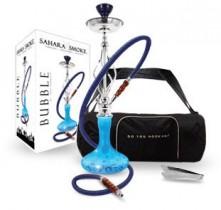 Sahara Smoke cachimba Bubble Blue