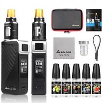 Salcar V60 Mod kit/Cigarrillo Electrónico Starter Set y 5