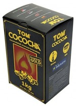 Tom Cococha 4168 amarello Carbón Natural, 1kg
