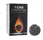 Tom Cococha – Briquetas de carbón natural 1 kg – Silver